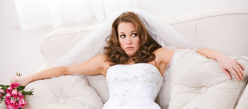 Myth of the $99 Wedding Dress