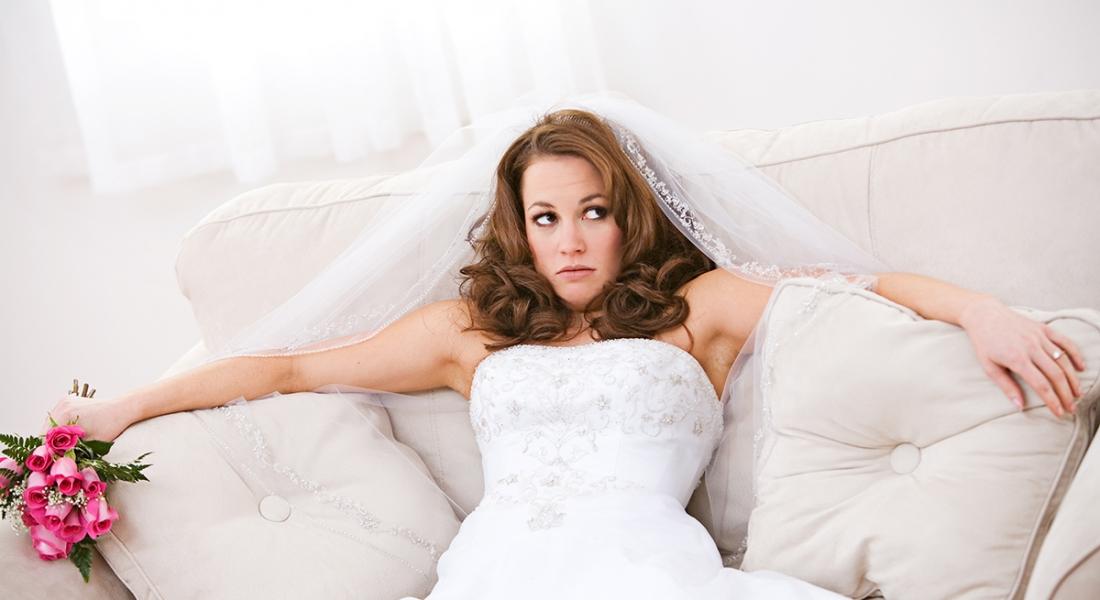Myth of the $99 Wedding Dress